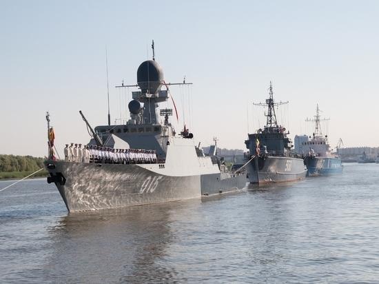Непридуманные истории: капитанская дочка рассказывает о закулисье ВМФ