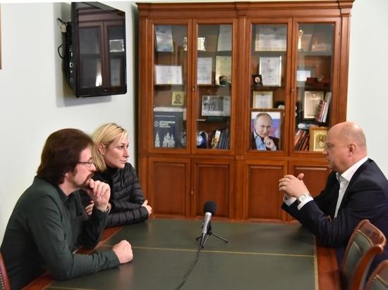 Канал «Культура» покажет передачу про Астрахань