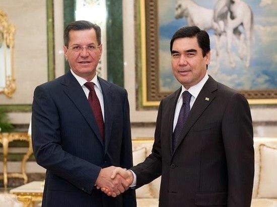 Руководитель Туркменистана, Индии, Афганистана иПакистана провели телефонные разговоры