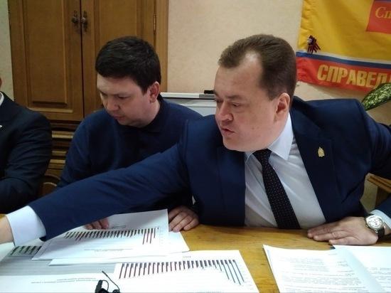 Справедливороссы вызвали министра Корнильева на отчет в Астрахани