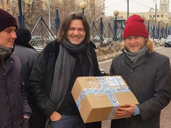 Астраханцы продали Дмитрию Маликову рыбу
