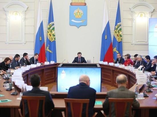 Бюджет Астраханской области в 2017 году был исполнен с профицитом