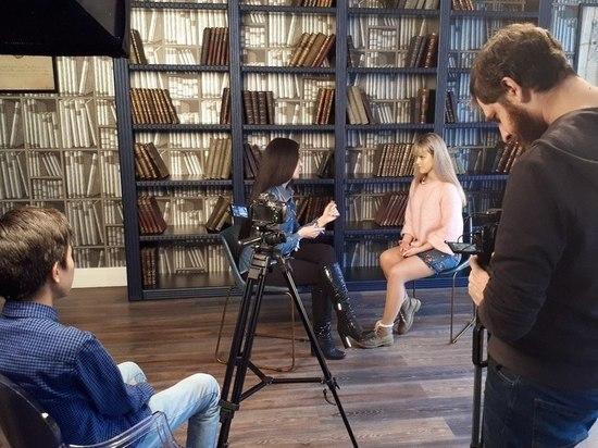 Юная астраханка с сотней тысяч подписчиков дала первое интервью