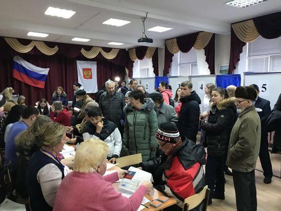 Выбор Астрахани. Рекордная явка и победа Путина — как это было